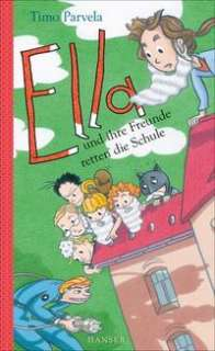Ella und ihre Freunde retten die Schule Cover