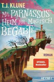 Mr. Parnassus' Heim für magisch Begabte Cover