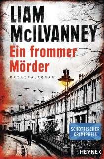 Ein frommer Mörder Cover