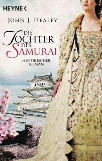 Die Tochter des Samurai Cover