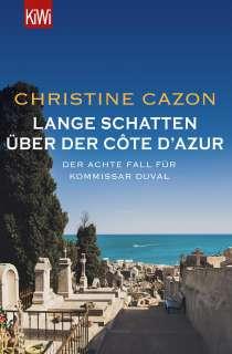 Lange Schatten über der Côte d'Azur Cover