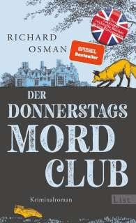 Der Donnerstagsmordclub Cover