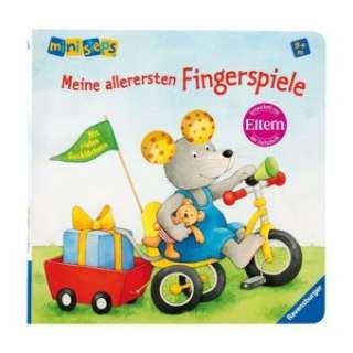 Meine allerersten Fingerspiele Cover