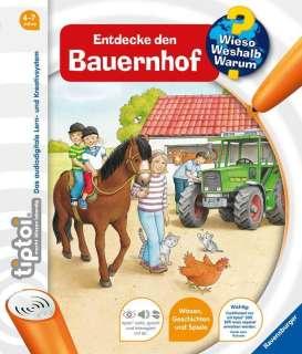Entdecke den Bauernhof Cover