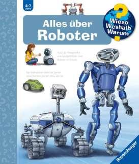 Alles über Roboter Cover