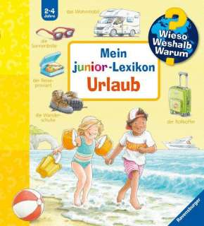 Mein junior-Lexikon Urlaub Cover
