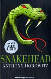 Snakehead Cover