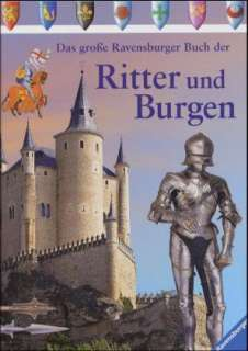 Das große Ravensburger Buch der Ritter und Burgen Cover