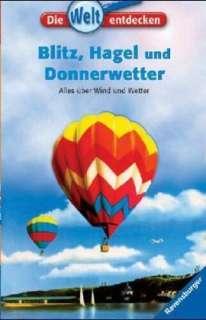 Blitz, Hagel und Donnerwetter Cover