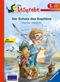 Der Schatz des Kapitäns Cover