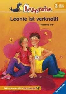 Leonie ist verknallt Cover