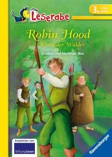 Robin Hood - König der Wälder Cover