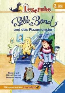 Bella Bond und das Pizzamonster Cover