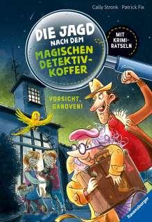 Vorsicht, Ganoven! (2) Cover