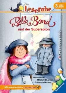 Bella Bond und der Superspion Cover