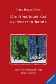 """Die Abenteuer der """"Schwarzen Hand"""" Cover"""