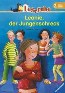 Leonie, der Jungenschreck Cover