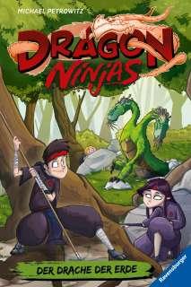 Dragon Ninjas - Der Drache der Erde Cover