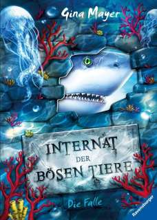 Internat der bösen Tiere - Die Falle (2) Cover