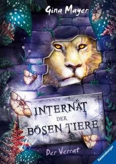 Der Verrat - Internat der bösen Tiere Cover