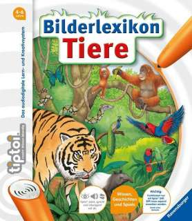 Bilderlexikon Tiere Cover