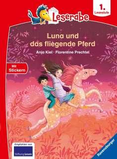 Luna und das fliegende Pferd Cover