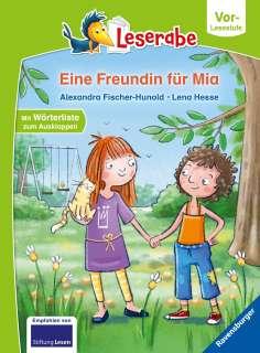 Eine Freundin für Mia Cover