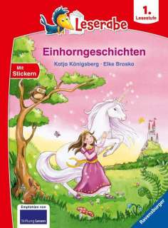 Einhorngeschichten Cover