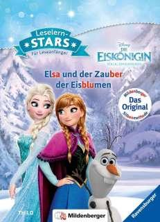 Elsa und der Zauber der Eisblumen Cover