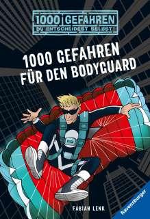 1000 Gefahren für den Bodyguard Cover