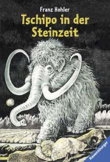 Tschipo in der Steinzeit Cover