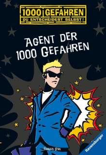 Agent der 1000 Gefahren Cover