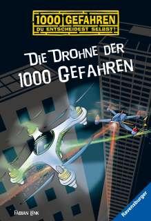Die Drohne der 1000 Gefahren Cover