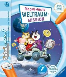 Die galaktische Weltraum-Mission Cover