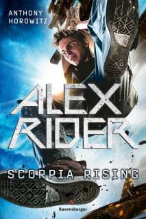 Scorpia rising Cover