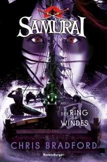 Samurai,Der Ring des Windes Cover