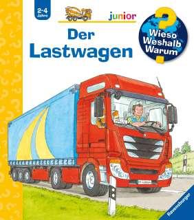 Der Lastwagen Cover