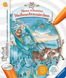 Meine schönsten Weihnachtsmärchen (tiptoi) Cover