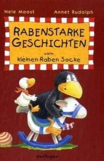 Rabenstarke Geschichten vom kleinen Raben Socke Cover