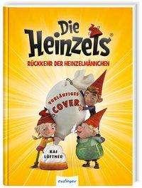 Die Heinzels - Rückkehr der Heinzelmännchen Cover