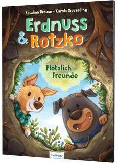 Erdnuss und Rotzko Cover