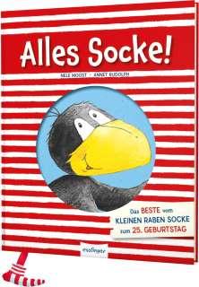 Der kleine Rabe Socke: Alles Socke! Cover