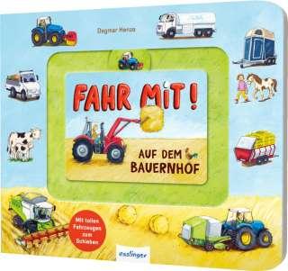Fahr mit!: Auf dem Bauernhof Cover