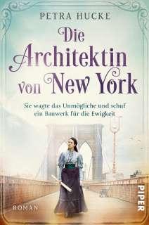 Die Architektin von New York Cover