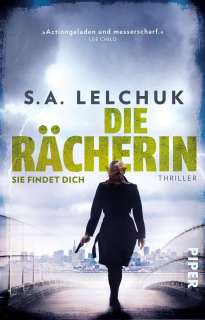 Die Rächerin Cover