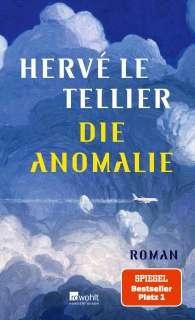 Die Anomalie Cover
