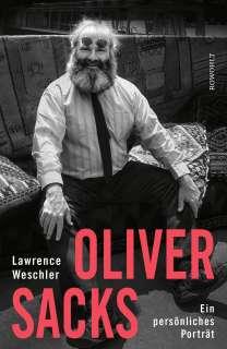 Oliver Sacks Cover