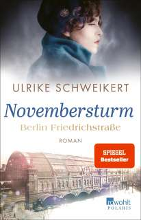 Berlin Friedrichstraße: Novembersturm Cover