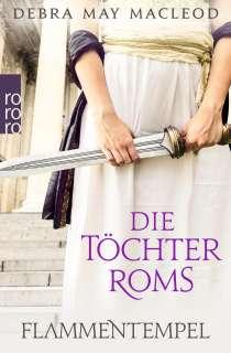 Die Töchter Roms: Flammentempel Cover
