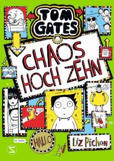 Chaos hoch zehn Cover